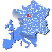 Ou Se Trouve La Touraine Sur La Carte De France | popkensburg